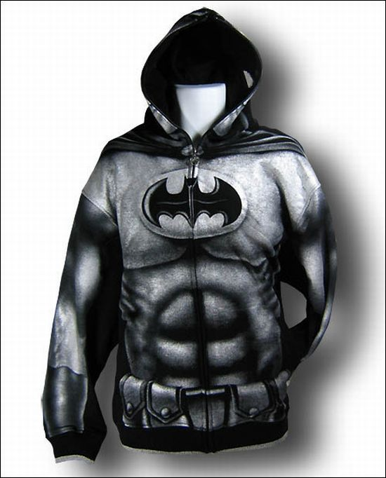Batman jacket (3 photos)