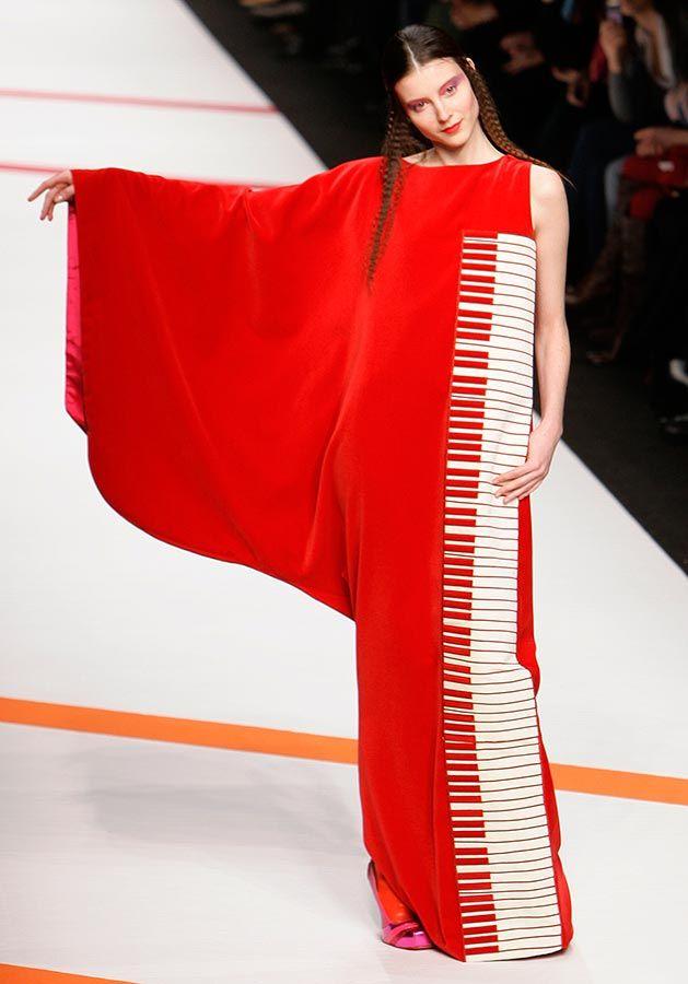 артистична рокля