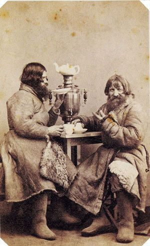 Russians 150 years ago (24 photos)