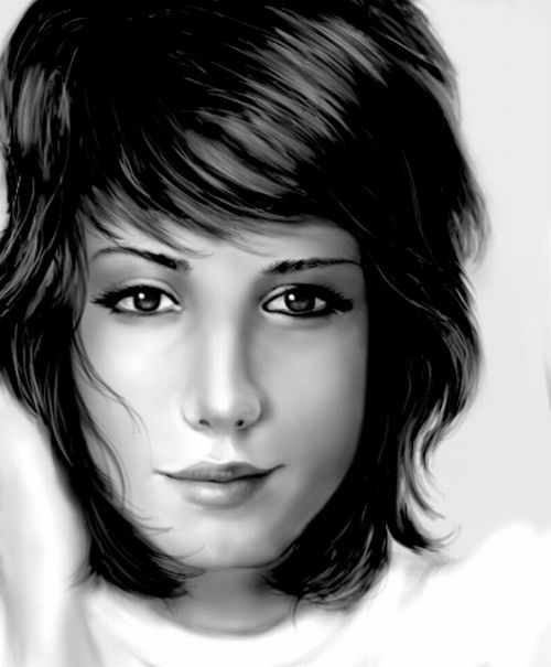 Celebrity drawings (39 photos)