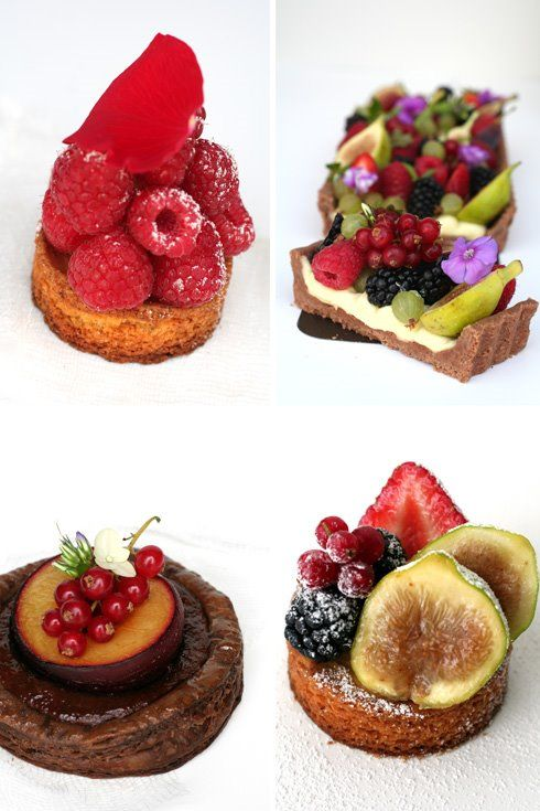 Masterpieces of culinary art. Don't look if you're hungry )) (16 photos)