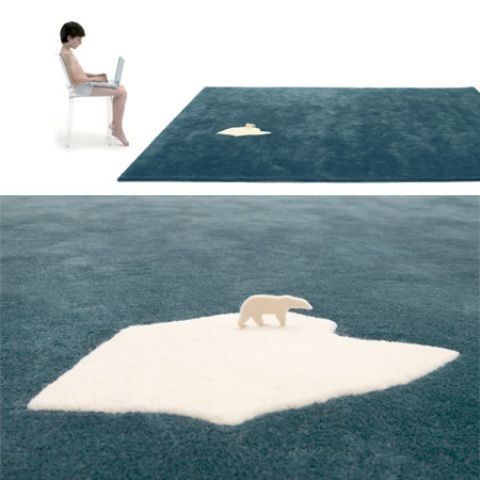 The most creative rugs (21 photos)