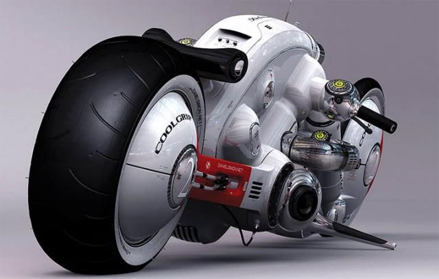 Transport of the future (20 photos)