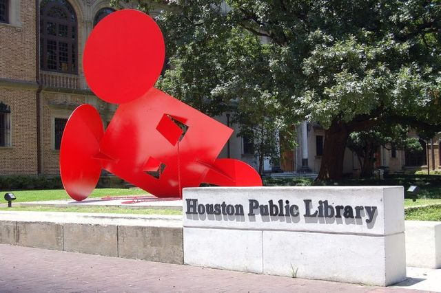 Fascinating public art in Houston (32 photos)