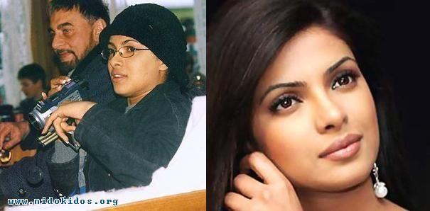 Indian Bollywood actress with and without makeup (14 photos)