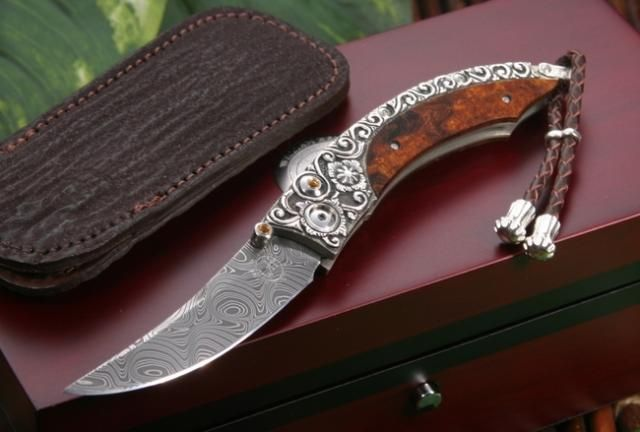 Great knives with an attractive design (20 photos)