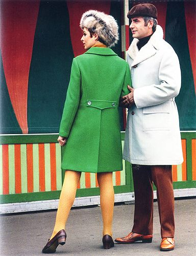 German fashion from 60's (11 photos)