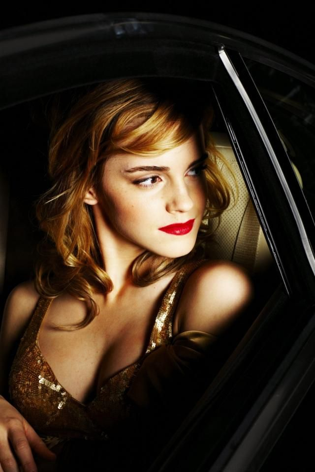 10 Emma Watson. New photo shoot (15 photos)