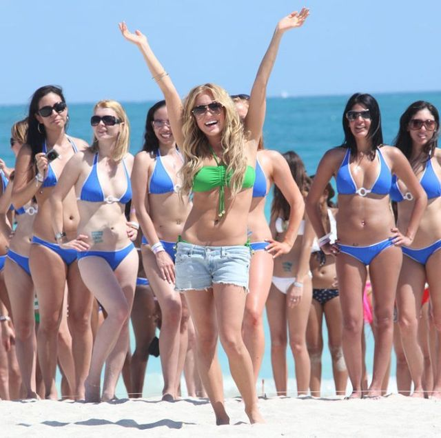 Cosmo Beach Bash with Kristin Cavallari (22 photos)