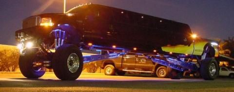 Various limos (25 photos)