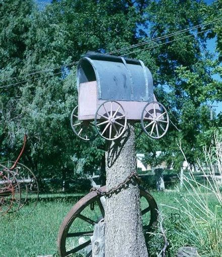 117 Best Letter Postal Mailboxes Images On Pinterest: Cool Mailboxes (31 Photos)