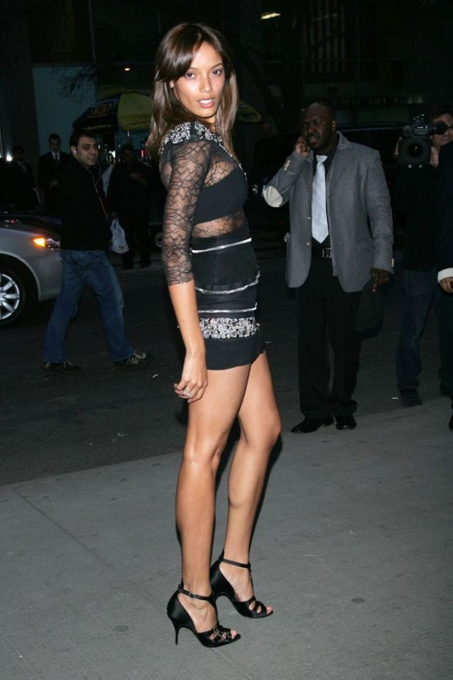 Super model Selita Ebanks (9 photos)