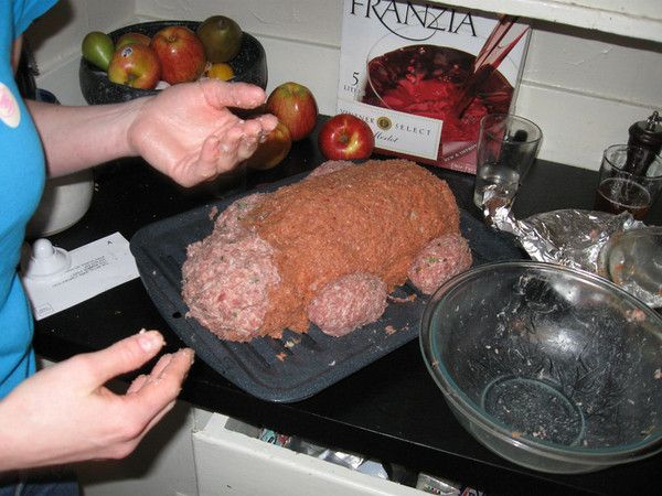Interesting meat dish (16 photos)