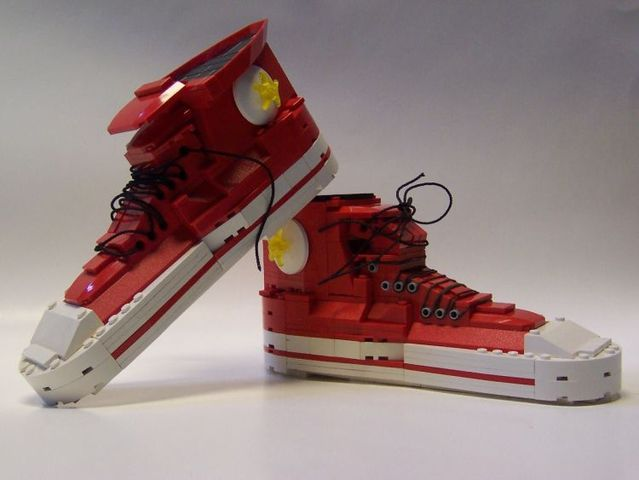 Different cool Lego objects (42 photos)