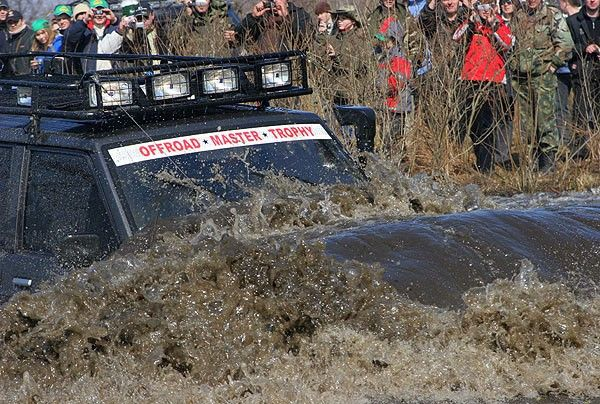Off road master trophy (37 photos)