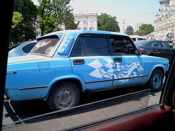 Russian tunning (24 photos)