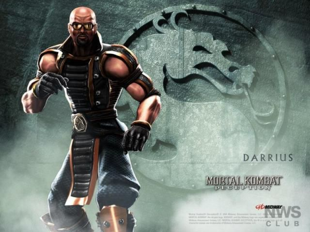 Characters of Mortal Kombat (32 photos)
