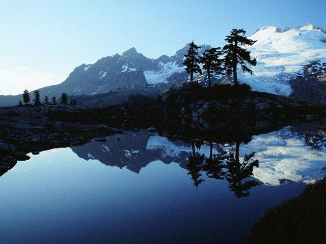 Better than mountains can only be mountains (35 photos)