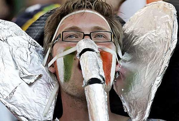 Funny sports fans (33 photos)