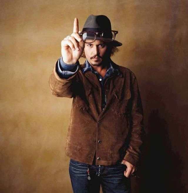 Johnny Depp (12 photos)