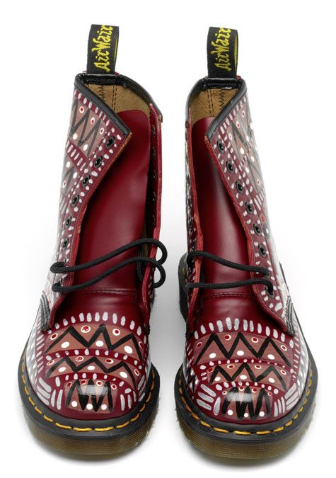 Dr. Martens shoes collection. Different model types of the famous brand (19 photos)