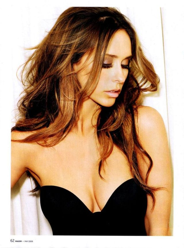 Jennifer Love Hewitt in Maxim magazine (7 photos)