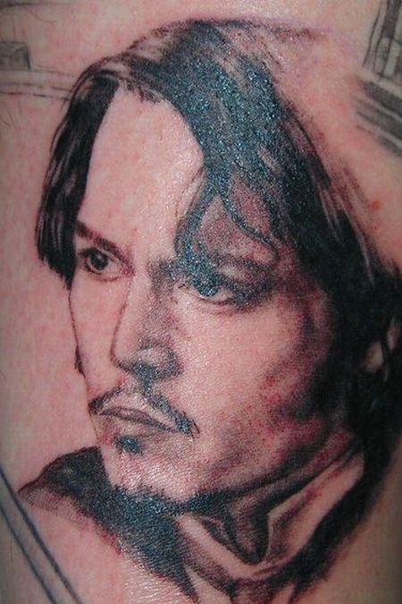 Advanced Search tattoo portrait