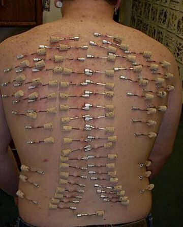Body modification (25 photos)