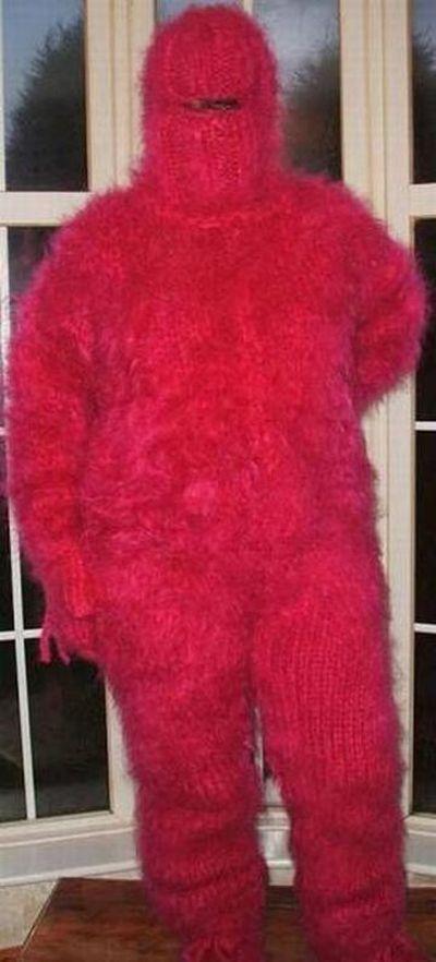 Rule 34 Wool Clothing Fetish Pics