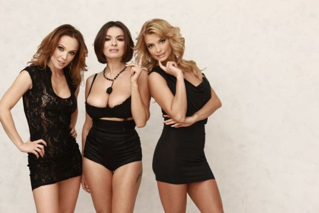 Ukrainian pop-group – Via Gra (9 photos)