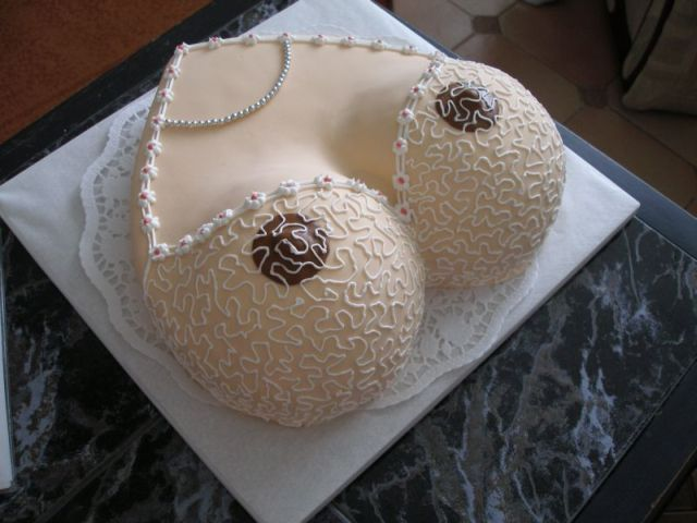 Cool cakes (11 photos)