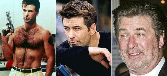 Celebrities grew old (7 pics)