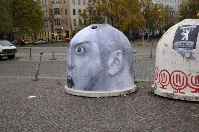 Nice street art (20 pics)
