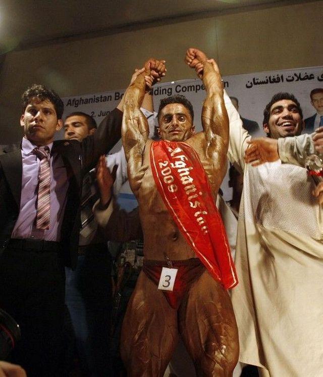 Mr. Afghanistan 2009