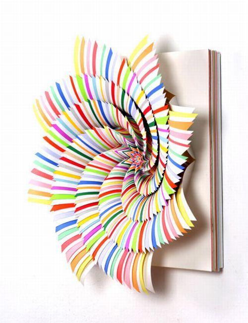 Поделки из цветной бумаги легко и красиво