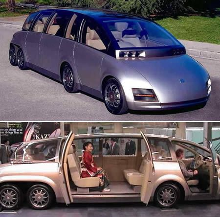 15 really weird Limos (15 pics)