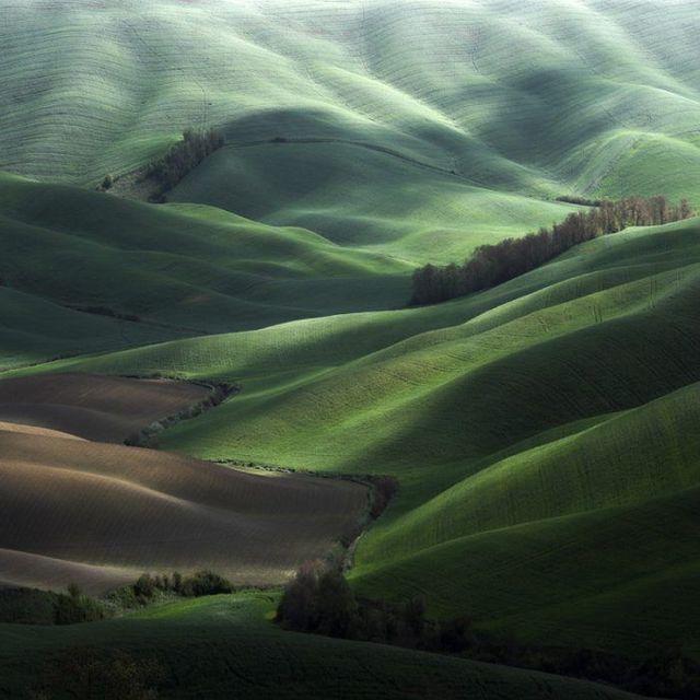 Fabulous landscapes by photographer Marcin Sacha (14 photos)