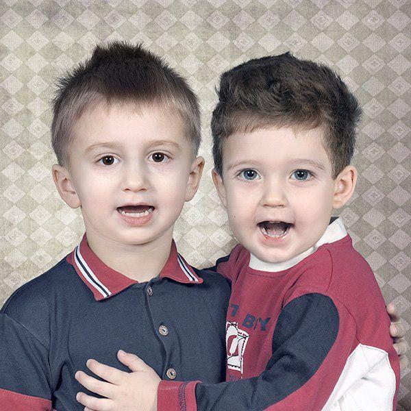 child portraits 71 - Portraits of children