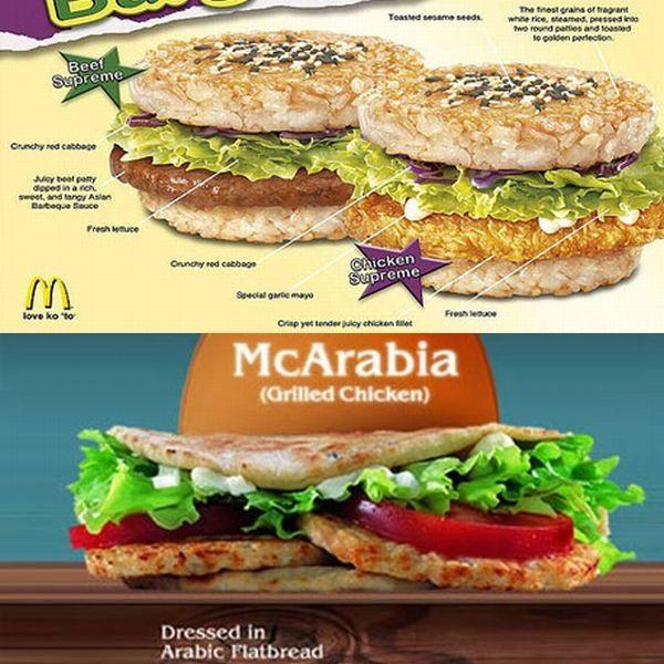 Mcdonalds menu usa welcome to