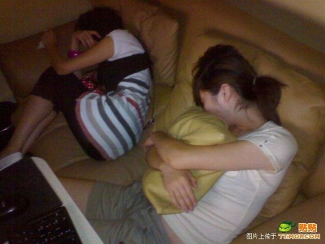 Chinese Internet cafes (34 pics)