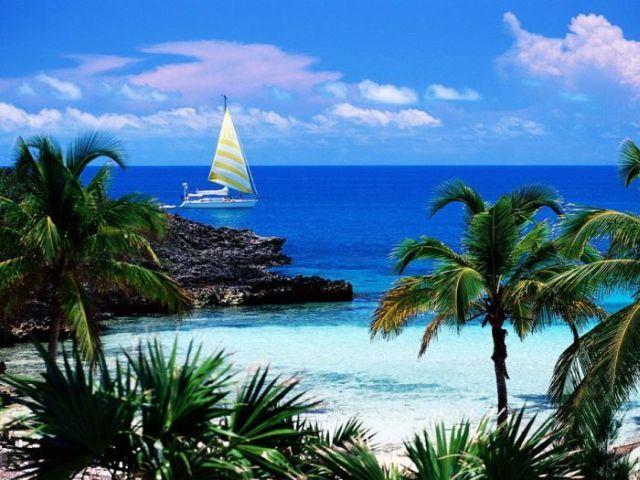 carribean islands 02 - Caribbean Islands
