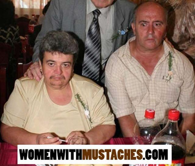 mustache 15 - Bıyıklı Kadınlar
