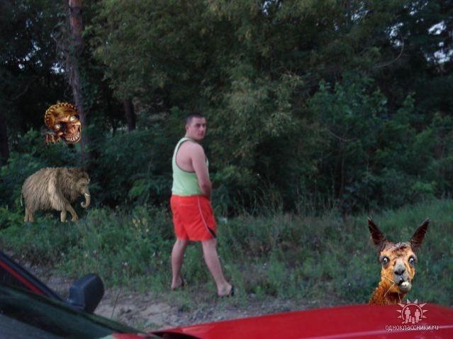 Photos from the Russian social network Odnoklassniki (35 pics)