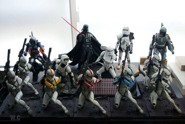 una coleccion de star wars Incredible_star_wars_collection_19