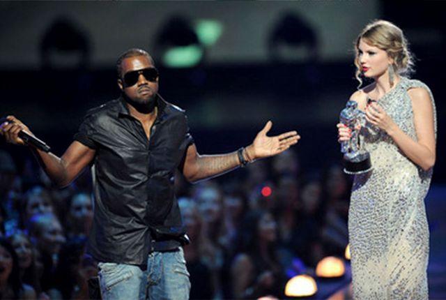 Taylor Swift Kanye West Vma 2009. Kanye West Vma Taylor Swift