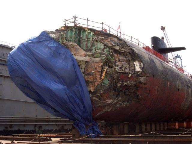 лось подводная лодка