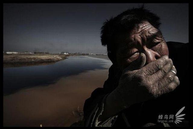 Foto Dokumenter Polusi di China Yang Membuat Miris