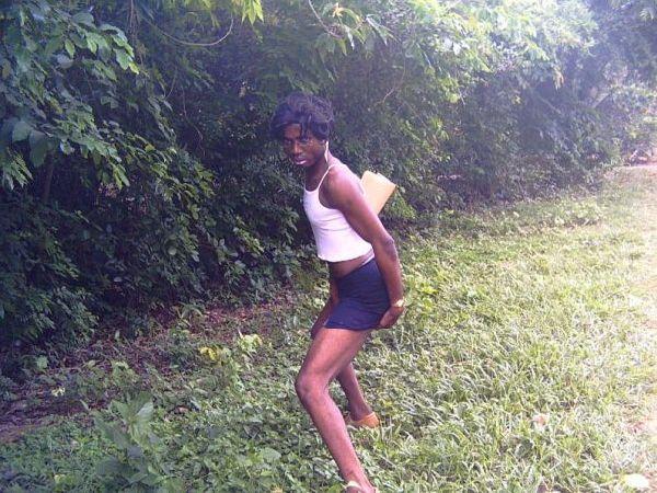 Transvestite Parade in Africa (19 pics)