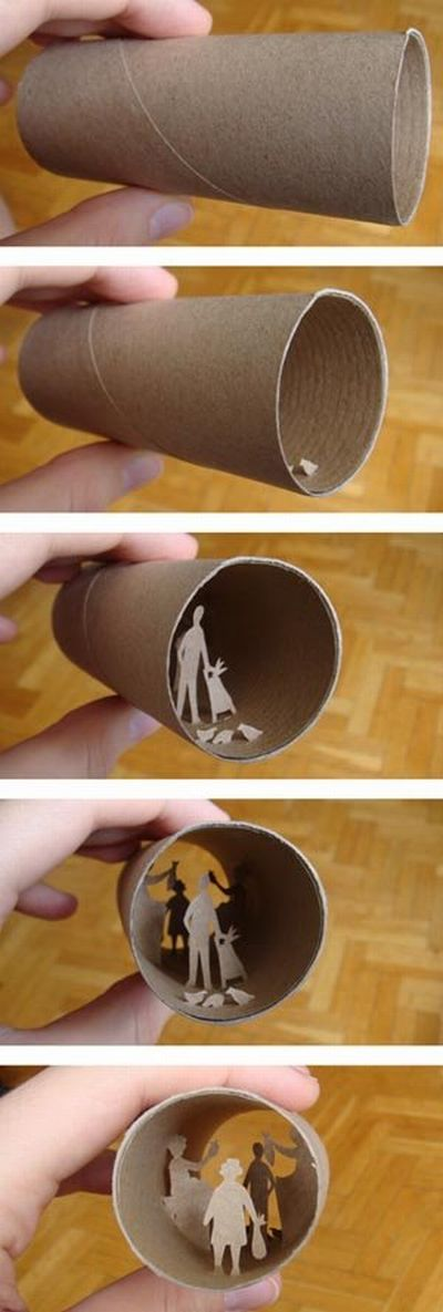 What to do When You Run Out of Toilet Paper (9 pics)