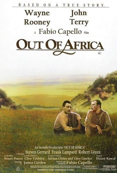 Out Of Africa... New Video Of World Cup